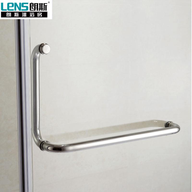 朗斯淋浴房(LENS)定制整體簡易淋浴房 鋼化玻璃浴室 珍妮A31鉆