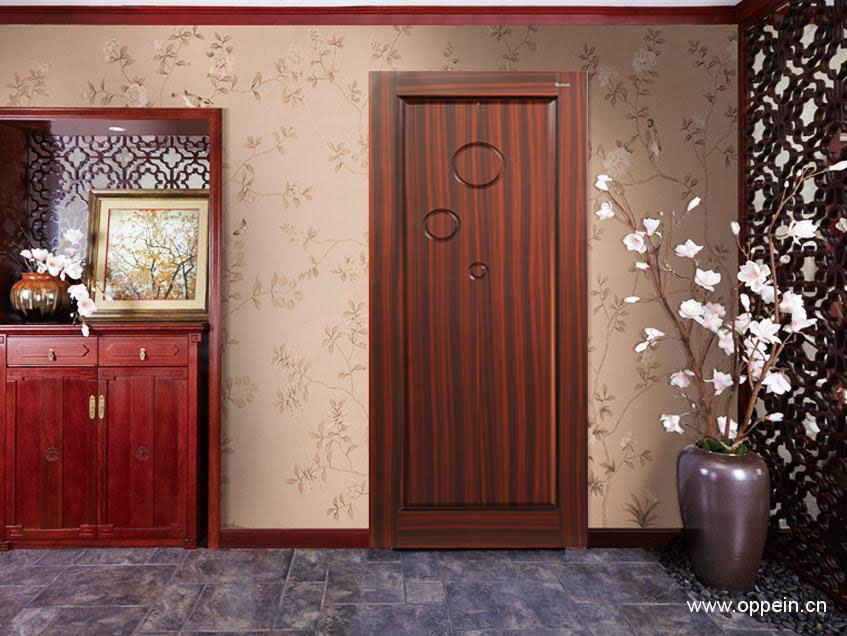 美心木门(Meixin)简约欧式室内门 实木复合门 室内室门 3514
