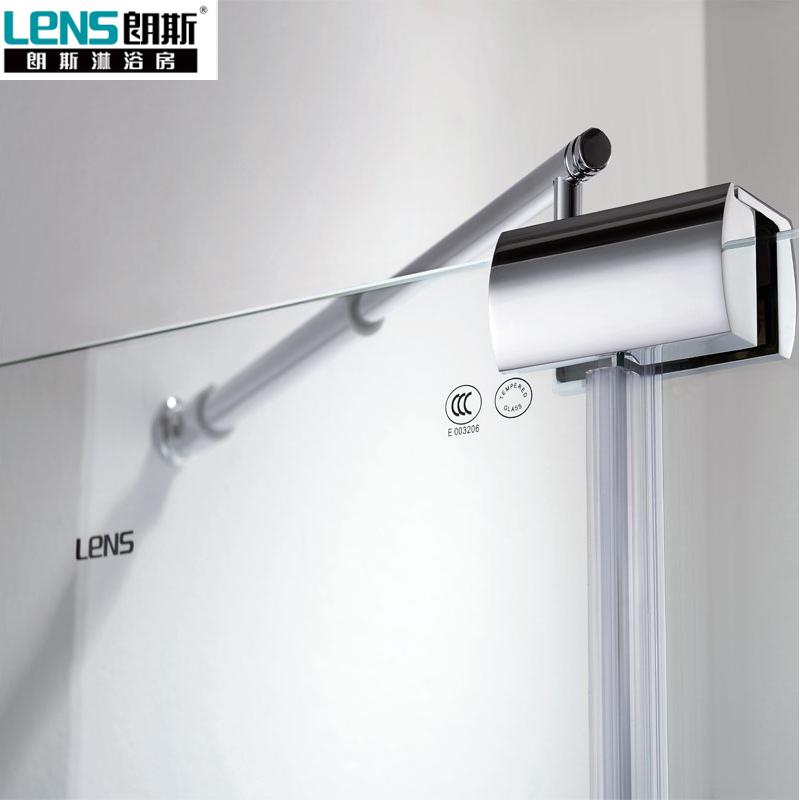 朗斯淋浴房(LENS)利玛定制淋浴房整体浴室屏风隔断 全屋定制  利玛P42