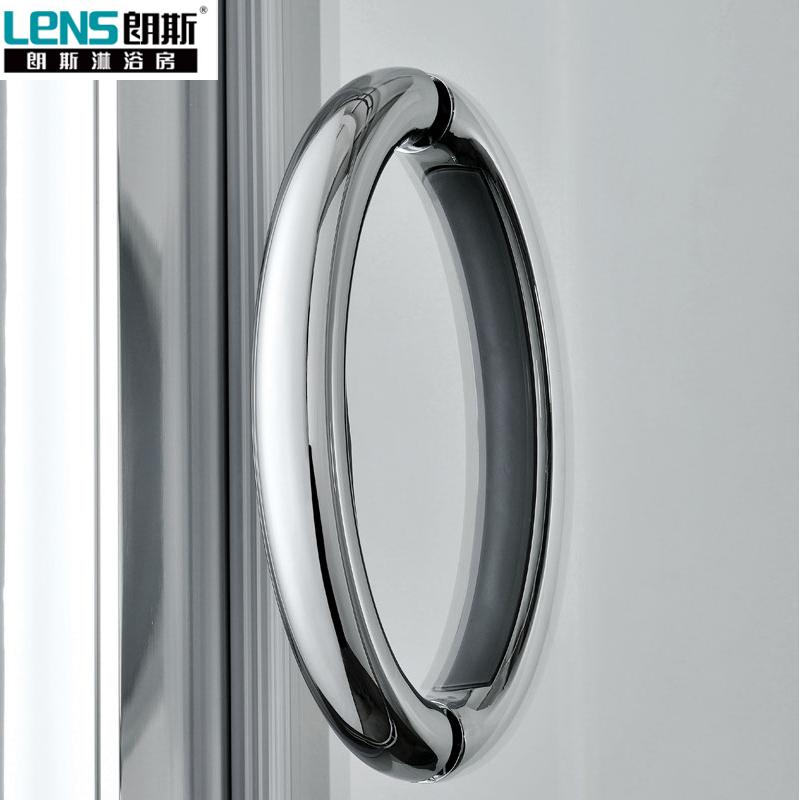 朗斯淋浴房(LENS)朗斯卫浴定制淋浴房整体钢化玻璃+防爆膜雷蒙 E31