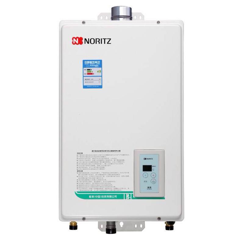 能率(NORITZ)GQ-1280FE12升強排式恒溫燃氣熱水器