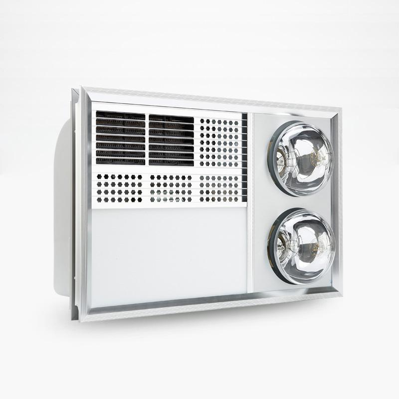 來斯奧(LSA)浴霸風暖燈暖集成吊頂多功能新品升級浴霸300*450規格 強勁供暖 全家適用 耐高溫抗老化 干房干衣