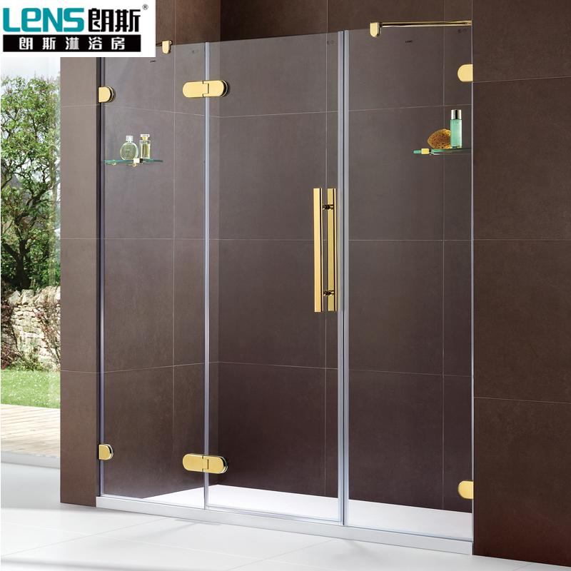 朗斯淋浴房(LENS)房蘭迪浴室隔斷屏風定制淋浴房整體全屋定制