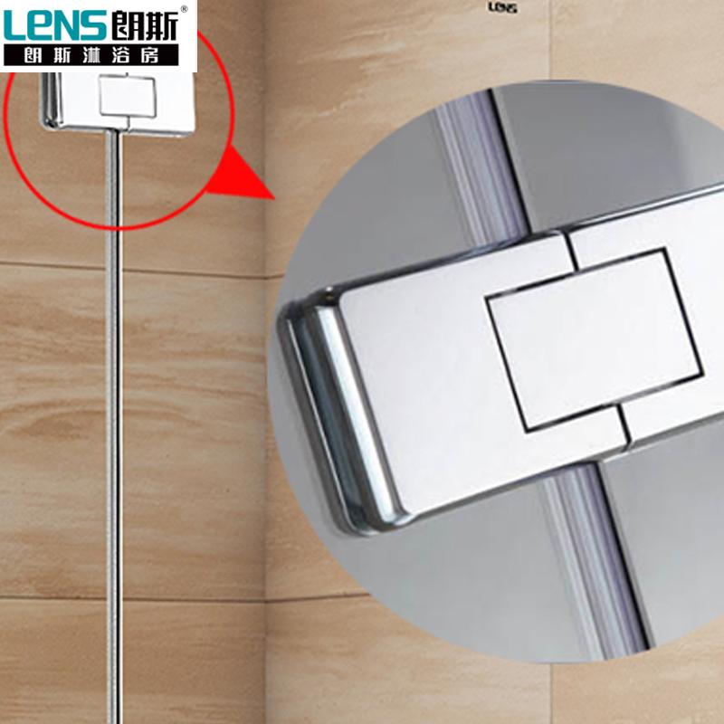 朗斯淋浴房(LENS)2015新品林肯系列定制淋浴房整體浴室隔斷屏風 艾格P31 有框系列淋浴房
