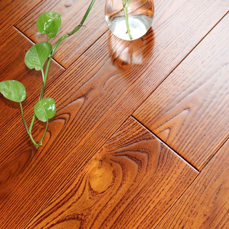 罗兰地板(EUROPA LUOLAN)欧罗巴地板实木多层净醛地板 凯撒柚王 柚木 1210*165*15mm