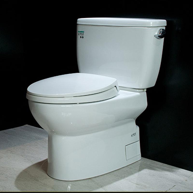 TOTO卫浴 坐便器 TOTO卫浴 分体式座便器 CW764/SW764 马桶正品 虹吸坐便器 智洁节水