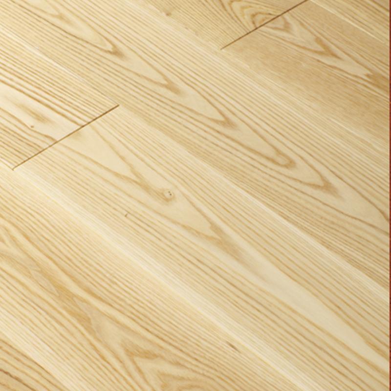 润迈地板(RUNMAI)个性化定制实木平面 白蜡木 橡木色/柚木色