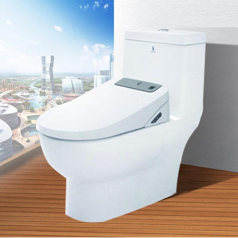 賽唯雅(SAVOIA)707*395*740(mm)衛浴家用馬桶虹吸式節水防臭馬桶 陶瓷潔具坐便器SC21003 坑距300mm  400mm