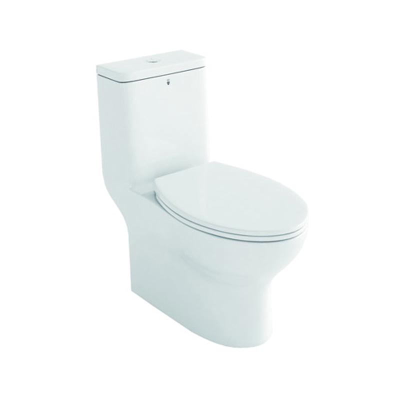 賽唯雅(SAVOIA)686*355*732(mm)衛浴家用馬桶虹吸式節水防臭馬桶 陶瓷潔具坐便器SC21309 坑距300mm 400mm