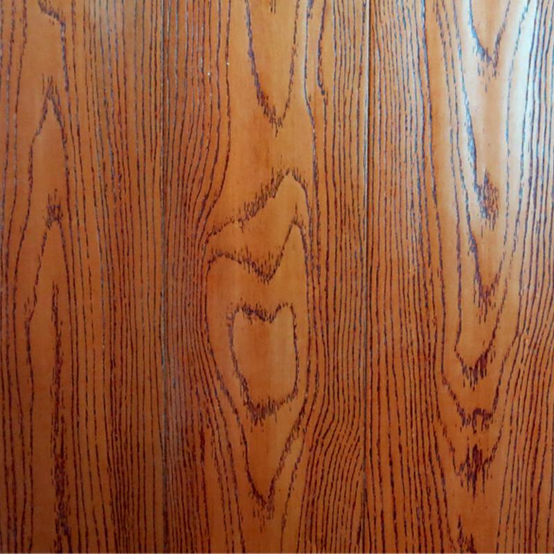 莫干山地板(mgs)客廳書房卡羅木實木地板 18mm環保實木地板 晚霞夕照
