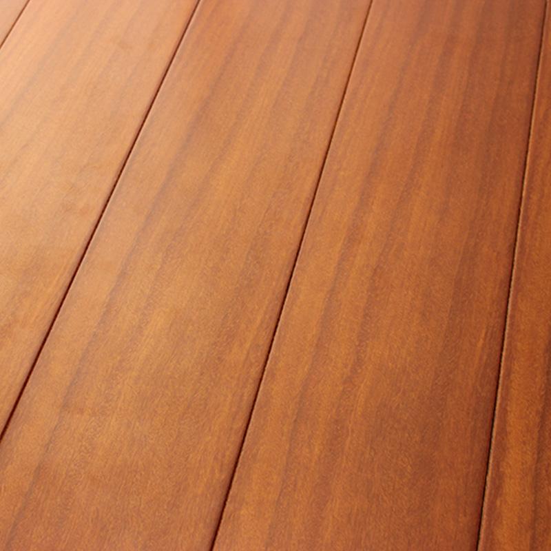 莫干山地板(mgs)实木地板 二翘豆-龙凤檀本色