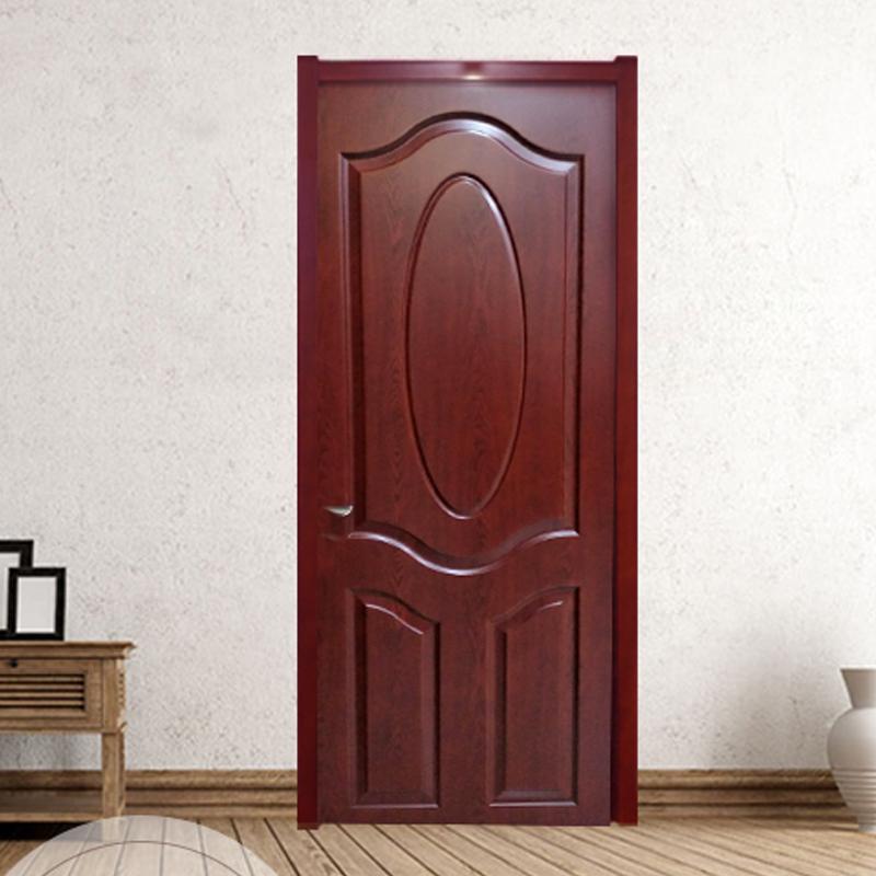 鸿富木门(HF)简欧卧室门 实木复合烤漆木门 全屋定制室内门HF-c001