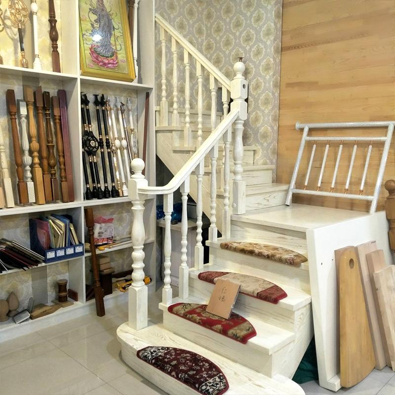 艺步精品楼梯(YIBU)北美红橡 13+1