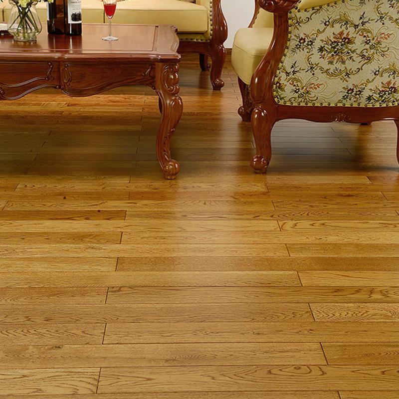 先锋地板(PIONEER)橡木18mm实木地板 本色恋曲