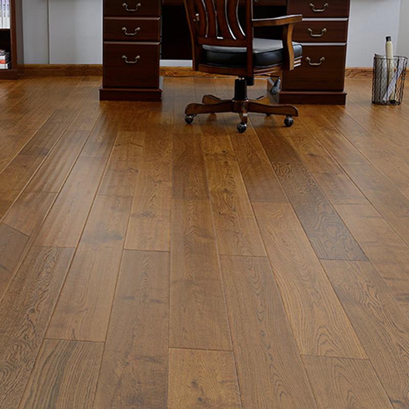 万森地板(vansen)橡木仿古910*93*18纯实木地板
