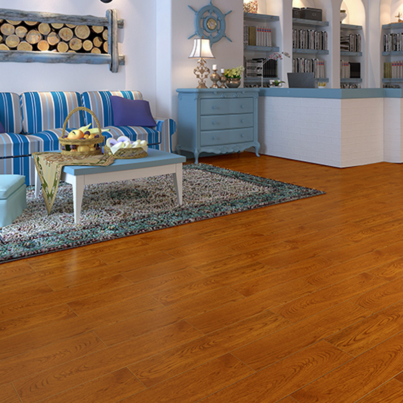 先锋地板(PIONEER)实木地板白栎木纤皮玉蕊18mm厚巴西印象