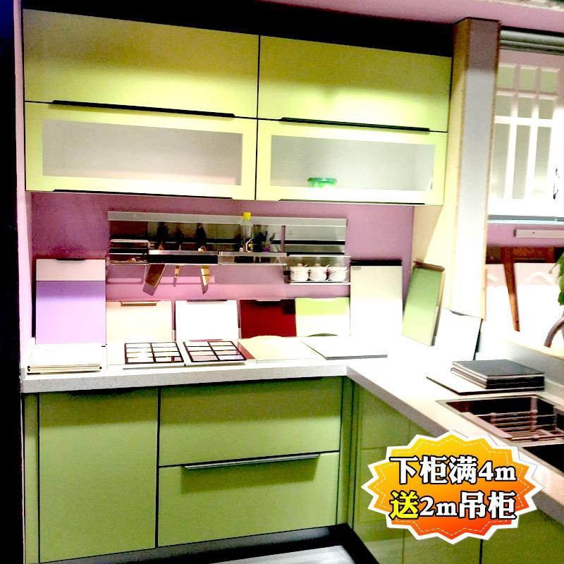 爱德橱柜衣柜(aide) 纳米隐框门橱柜 纳米隐形框门+柜体多层板+单色石英板