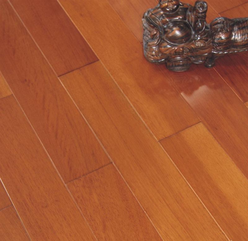 润迈地板(RUNMAI)个性化定制实木仿古地板番龙眼天之骄子/霞光异彩