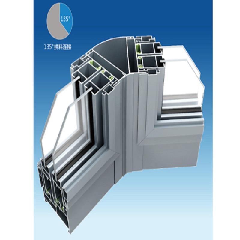 罗普斯金(lpsk)推拉窗经典系列可定制 隔音防水抗风898/988