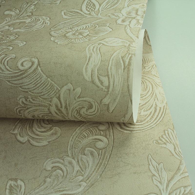 龙冉壁纸(LOREN)高档无纺纸 美式风格客厅卧室背景墙纸 西雅图0.53米*10米(1卷) CL-11325