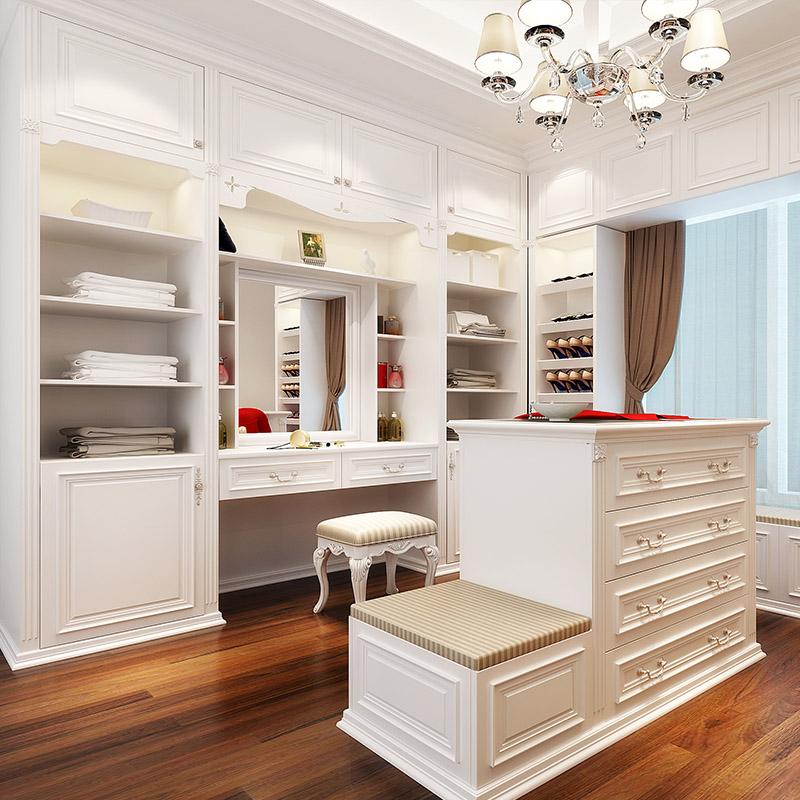 歐派全屋定制整體家具衣帽間衣柜多功能儲物柜鞋柜定做預付金