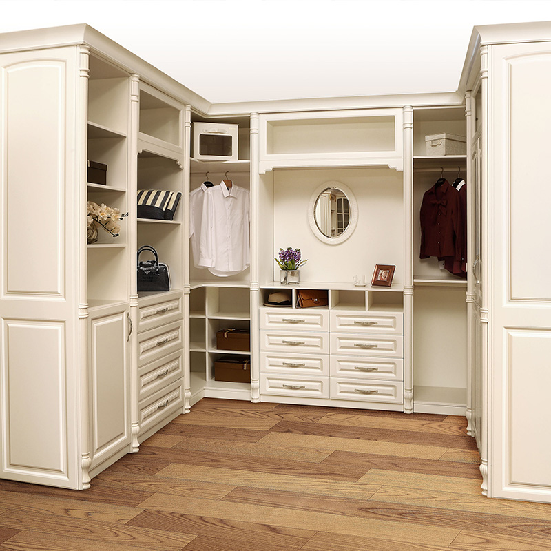 歐派全屋定制臥室房間簡約整體衣帽間衣柜多功能儲物收納預付金