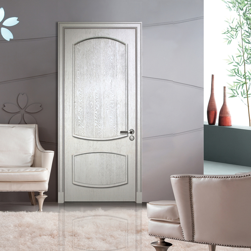 顶间木门(DJSMM)现代简约室内门实木复合套装门卧室门欧式房门 ZG-002 香杉木木门