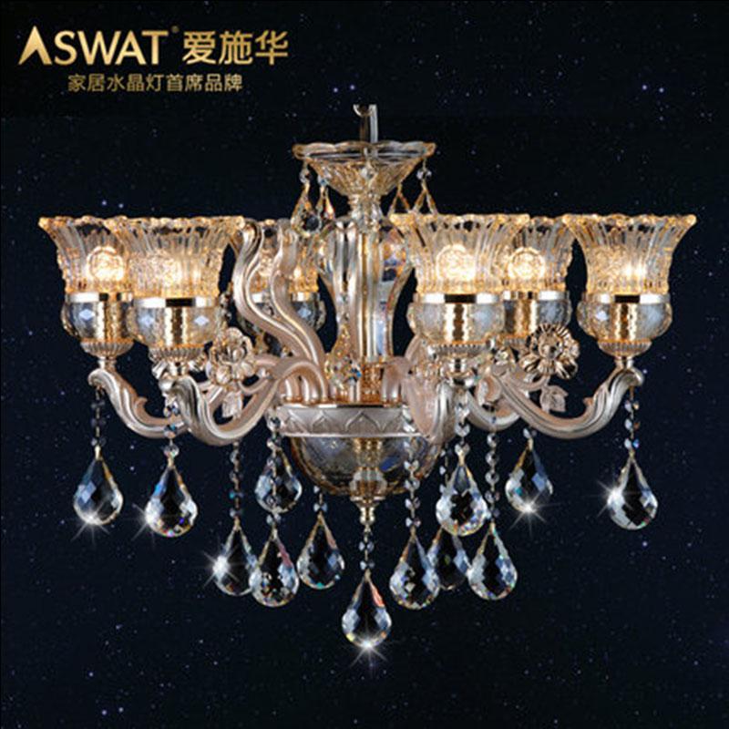 新天利灯饰(Tianli)雍容国色欧式水晶吊灯AS50095