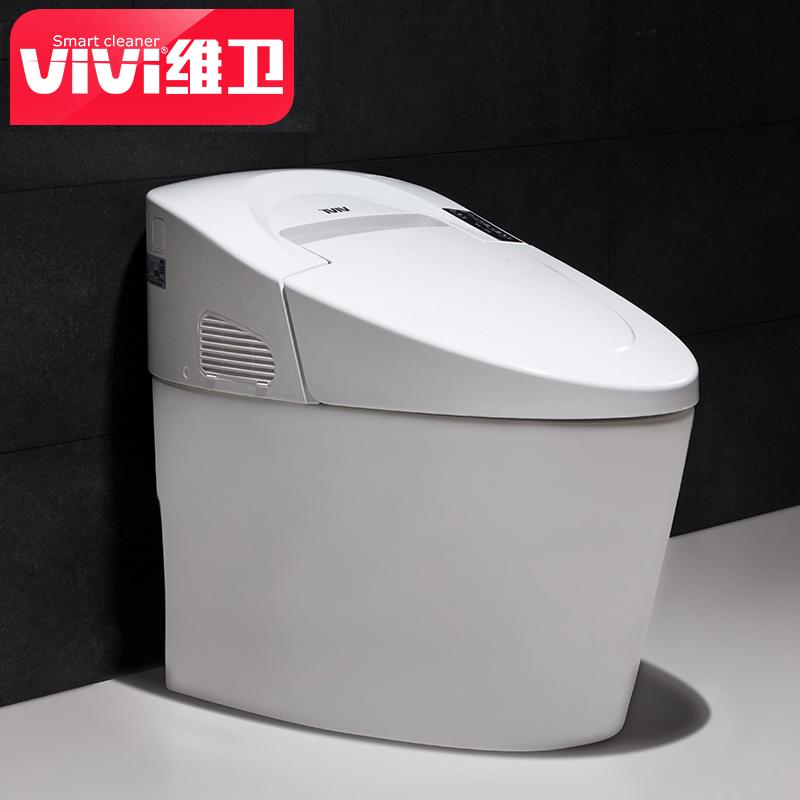 維衛衛浴(Vivi)智能馬桶座便噴射虹吸智多功能坐便器KT-100
