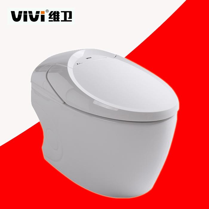 維衛衛浴(Vivi)智能馬桶一體式電子自動沖水帶加熱坐圈特價V-121b座便器