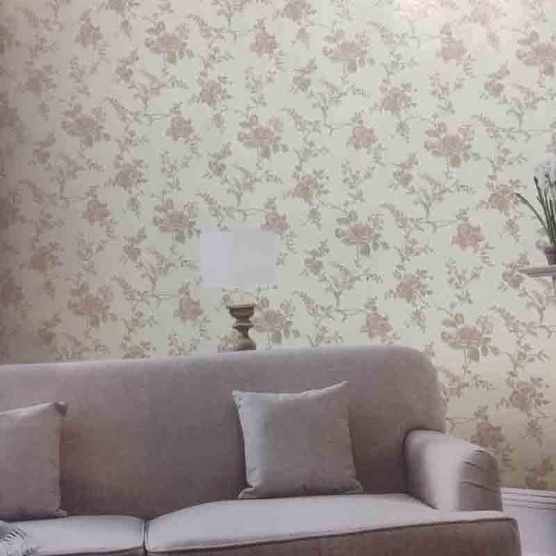【特价】龙冉壁纸(LOREN)无纺布现代客厅卧室背景墙墙纸 范特西0.7米*8.4米(1卷)672202