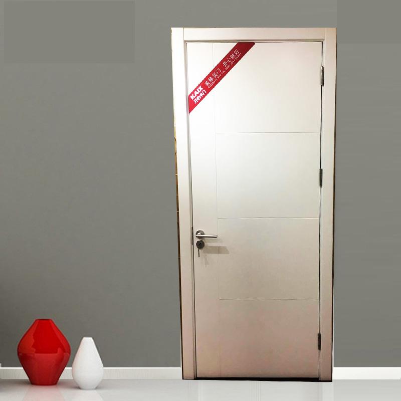 开心木门(CASON)定制实木复合烤漆门SG723 室内门木门卧室门室内套装门