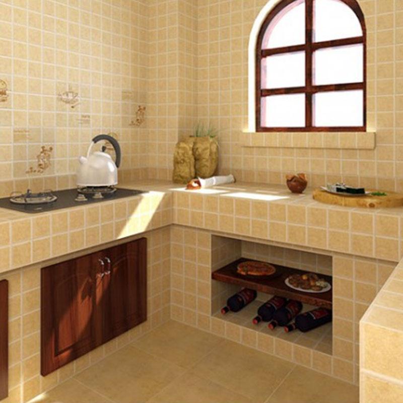 箭牌瓷磚(arrow) 廚衛磚 仿古磚 衛生間磚 墻地磚 全瓷田園印象AD30341 300*300