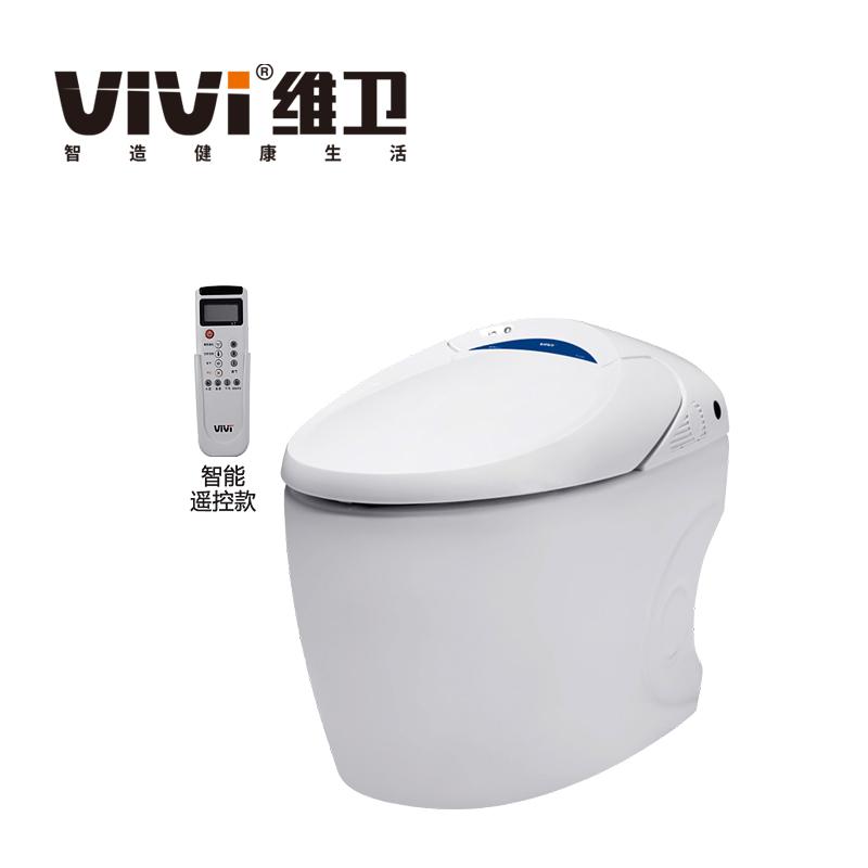 维卫卫浴(Vivi)智能马桶 无水箱一体式智能座便器(遥控款)V-L21