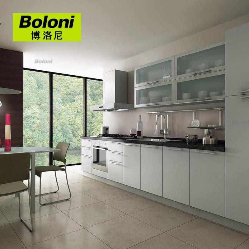 博洛尼橱柜 3米地柜+3米台柜+1.3米吊柜