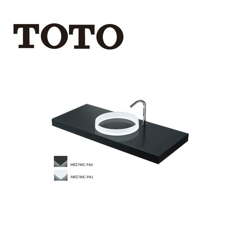 【预约款】TOTO卫浴光影洗脸盆MRZ740C-PA1/PA6