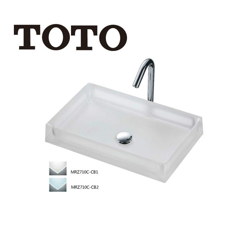 【预约款】TOTO卫浴光影洗脸盆MRZ710C