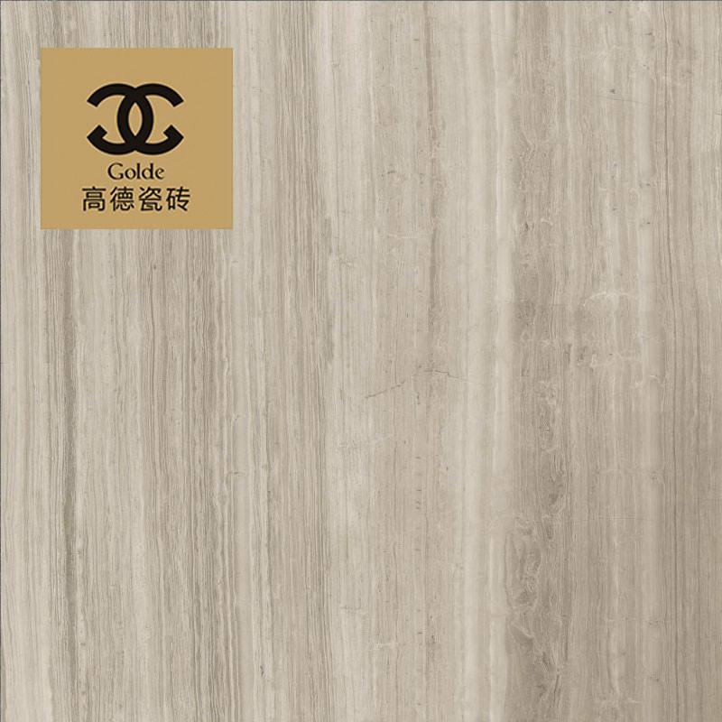 高德瓷磚(Golde) 九號瓷拋釉轉 灰木紋 GLD08606