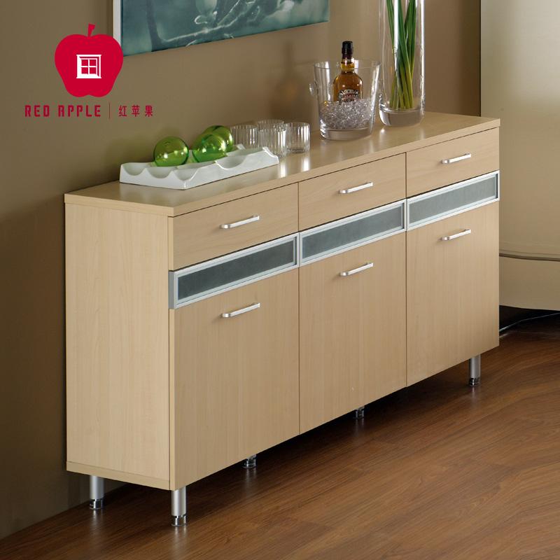 红苹果(RED APPLE)家具 简约现代 厨房多功能收纳餐边柜碗柜 R0025-48