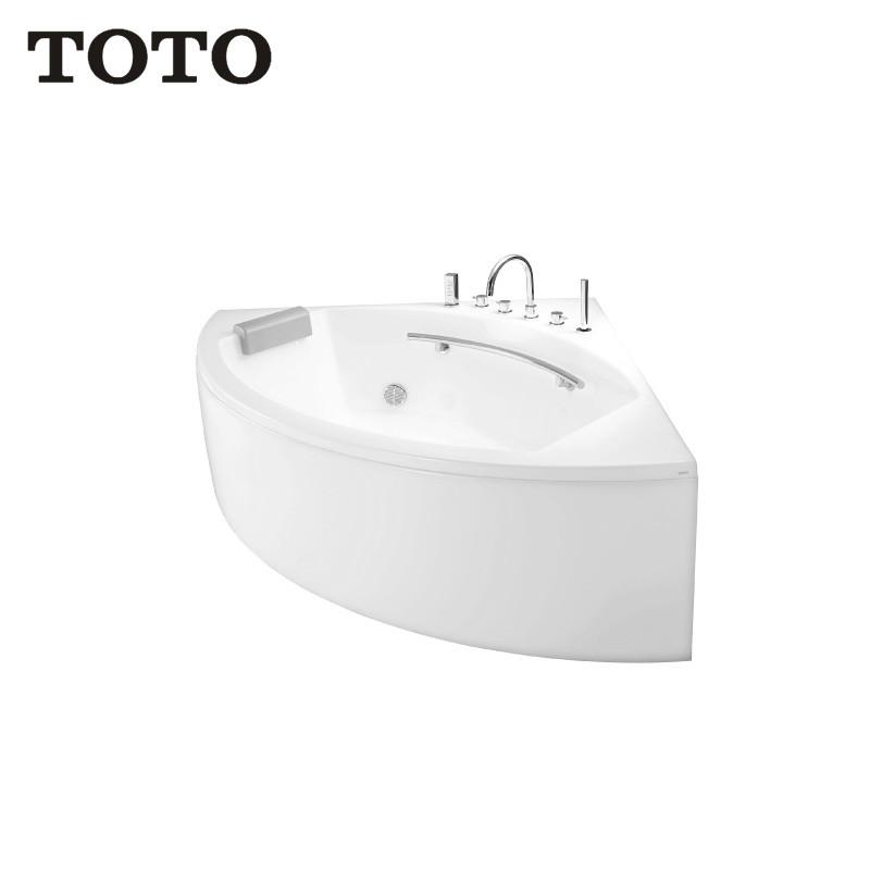 TOTO珠光气泡按摩浴缸 PPYB1543-5PW/HPW