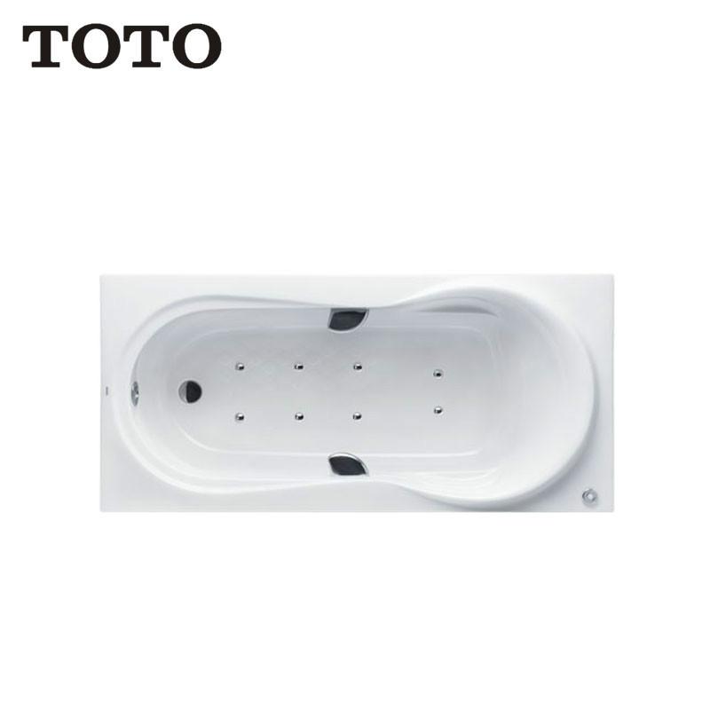 TOTO珠光气泡按摩浴缸PPYB1606L/RHP