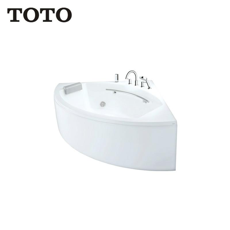 TOTO珠光气泡按摩浴缸