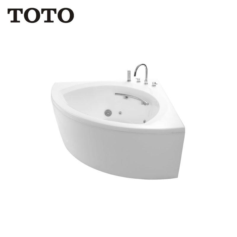 TOTO珠光气泡按摩浴缸PPYB1543-3PW/HPW