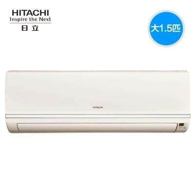 日立 HITACHI KFR-36GW/PRAS/C-36KHN大1.5匹定速冷暖空调3级挂机
