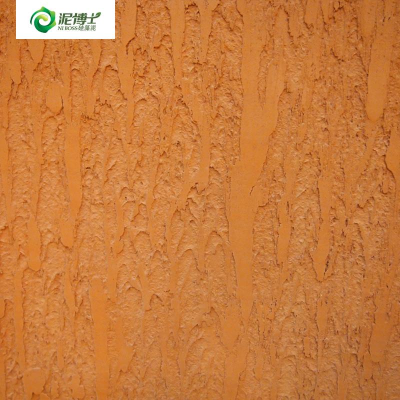 泥博士硅藻泥树皮