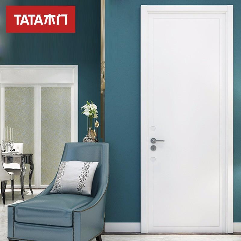 TATA木门(tata)时尚室内卧室门AC-021-J