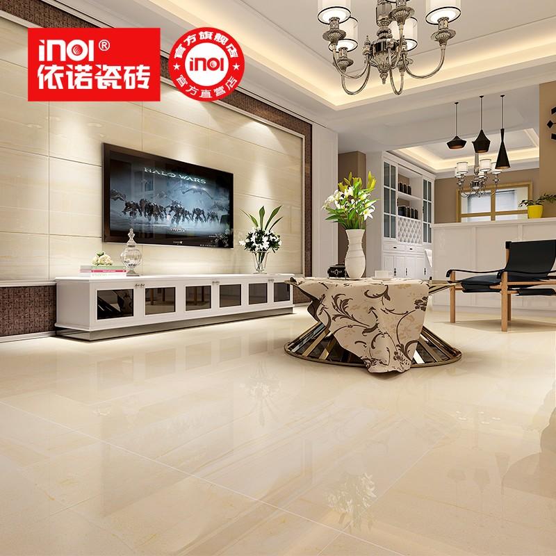 依諾瓷磚 瓷磚地磚800800通體大理石瓷磚耐磨客臥地磚防滑 8DT550