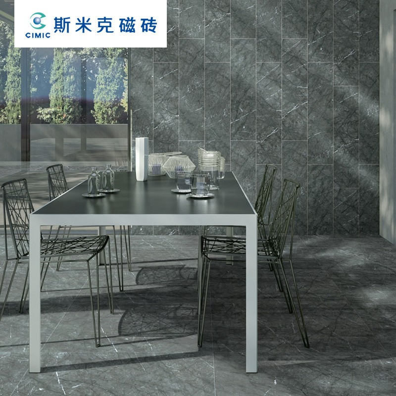 斯米克瓷磚 柔光石-波斯灰s-209