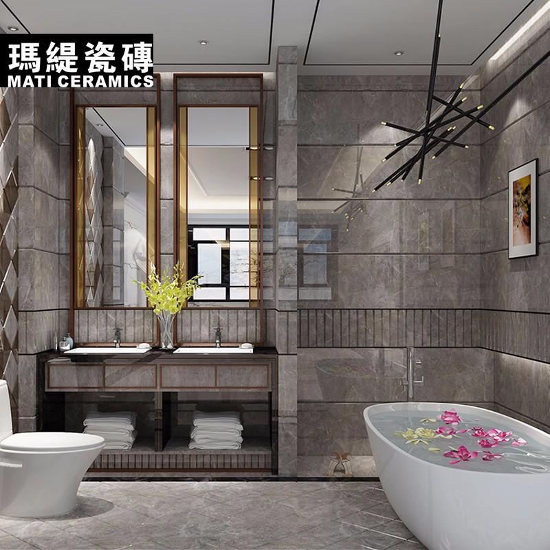 瑪緹陶瓷03 理石衛生間瓷磚 客廳地磚 墻磚廚衛磚800x800