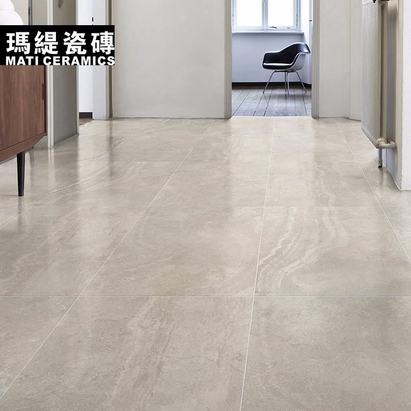 瑪緹陶瓷客廳臥室簡約灰色瓷磚理石衛生間瓷磚 客廳地磚 墻磚廚衛磚800x800 云灰